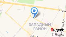 ЗАГС г. Новочебоксарска на карте