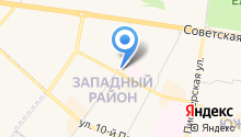 Банкомат, Банк Югра, ПАО на карте