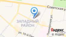 Новочебоксарский медицинский центр на карте
