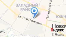 Управляющая Компания Жилищно-Коммунального хозяйства на карте
