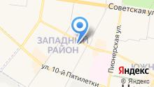 Многофункциональный центр предоставления государственных и муниципальных услуг г. Новочебоксарска на карте