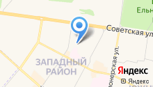Новочебоксарская городская организация инвалидов на карте