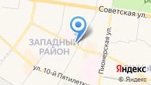 Фармакор, ЗАО на карте