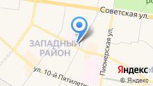 NETBYNET на карте