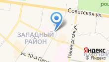 Ситилаб на карте
