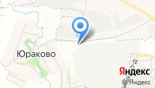 Центр автоуслуг на карте