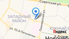 Шашлычный магазин на карте