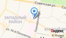 Блинчики на карте