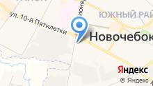 АВТОСТЕКЛА  - Автомастерская  на карте