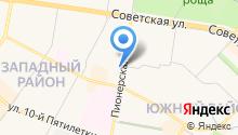 Нотариус Николаева Н.Л. на карте