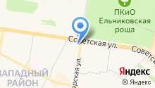 СМУ-58 на карте