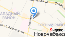 Навигатор 21 на карте