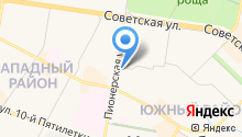 АВТОолимп на карте