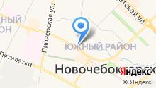 Общественная приемная депутатов фракции Справедливая Россия в Госсовете Чувашии Семенова С.П. на карте