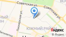 Прокуратура г. Новочебоксарска на карте