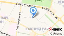 Управление ФСБ России в г. Новочебоксарск на карте