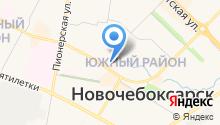 Шторкин Дом на карте