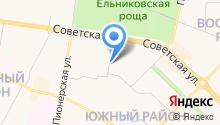 Адвокатский кабинет Корягиной И.В. на карте