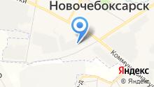 Агентство по поддержке малого бизнеса в Чувашской Республике на карте