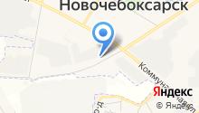 Регионстрой, ЗАО на карте