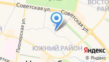 ТАВ на карте