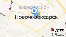 Новочебоксарская городская стоматологическая поликлиника на карте