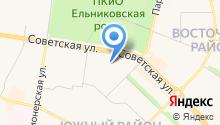 Булавка на карте