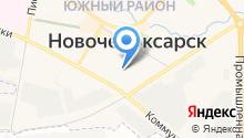 Детский сад №44, Поляночка на карте