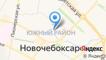 Центр социального обслуживания населения на карте