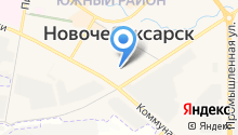Библиотека семейного чтения им. А.Г. Николаева на карте