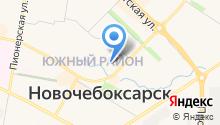 Музей краеведения и истории г. Новочебоксарска на карте