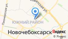 БулгарОборудование на карте