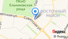 МоКо на карте