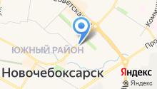 Кулинарный киоск на карте