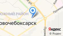 Азамат на карте