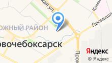 Вечерняя сменная общеобразовательная школа №1 на карте