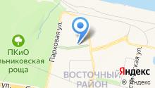 Гидростроитель-4, ТСН на карте