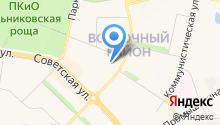 Общественная приемная депутата Новочебоксарского городского собрания депутатов Копейкина Ивана Сергеевича на карте