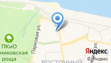 Радуга-2, ТСЖ на карте