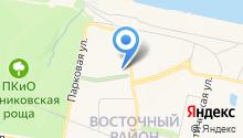 Новочебоксарский городской отдел судебных приставов на карте