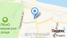 Управление Пенсионного фонда РФ в г. Новочебоксарске на карте