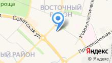 Новочебоксарское межрайонное отделение на карте