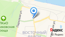 ОМstudio на карте