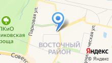 Центральная избирательная комиссия Чувашской Республики на карте