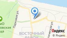 Автодом-21 на карте