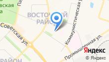 Новочебоксарское училище олимпийского резерва на карте