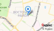 Нотариус Спиридонова Е.Г. на карте