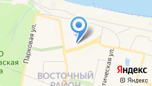 Стадион им. А.Г. Николаева на карте