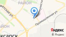 Библиотека им. Н.И. Полоруссова-Шелеби на карте