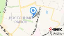 Управляющая компания в ЖКХ г. Новочебоксарска, МУП на карте